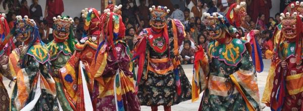 tsechu festival bhutan