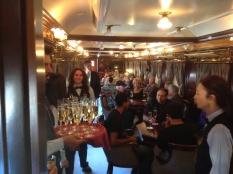 All Aboard the luxury train for San Fermin 2018