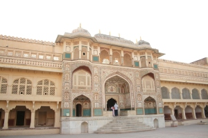 Amber fort, fort,