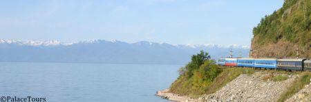 Lake Baikal Panorama 1