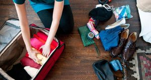 Packing for vacation can be a bit of a chore. Make it easier on yourself by checking on what clothes to bring with you!