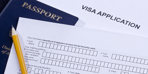In order to travel internationally, you'll need a passport and a visa. Make sure you have both documents before your next trip!