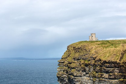 O'Brien's Tower Cliffs of Moher (Aillte an Mhothair) Ireland