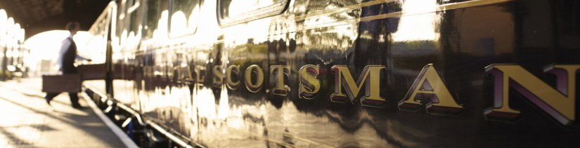 Chartering Royal Scotsman for Professionals