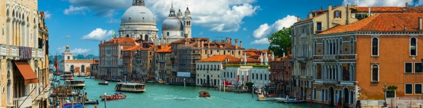 Venice: The City of Many Names