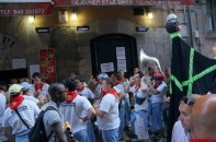 Enjoy watching the activities or participate. You do NOT run with the bulls in this tour