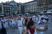 Guests Enjoy San Fermin festivities in Pamplona